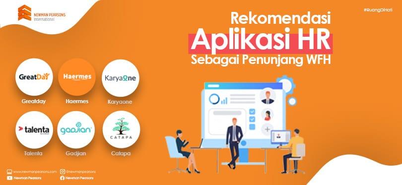 Rekomendasi Aplikasi HR WFH